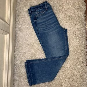NWT Old Navy Flare Jeans Size 6